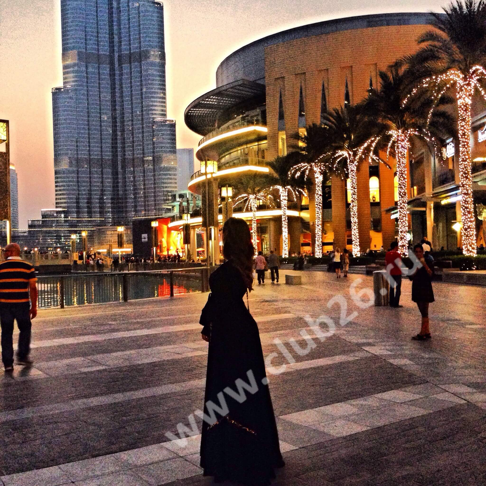 Дубай, город-праздник!
