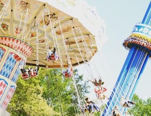 Наше лето в Busch Gardens