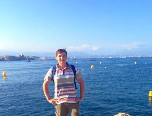 Мое лето на Лазурном берегу!