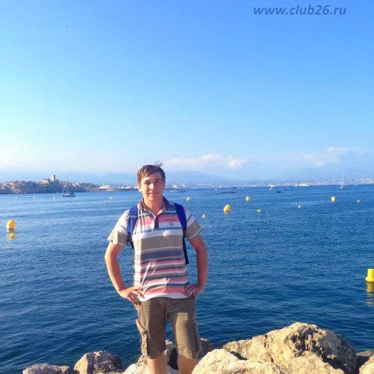 Ницца Средиземное море