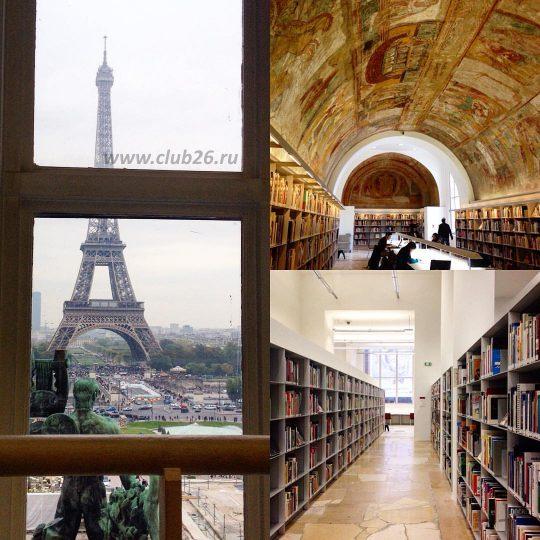 Новая жизнь в Париже