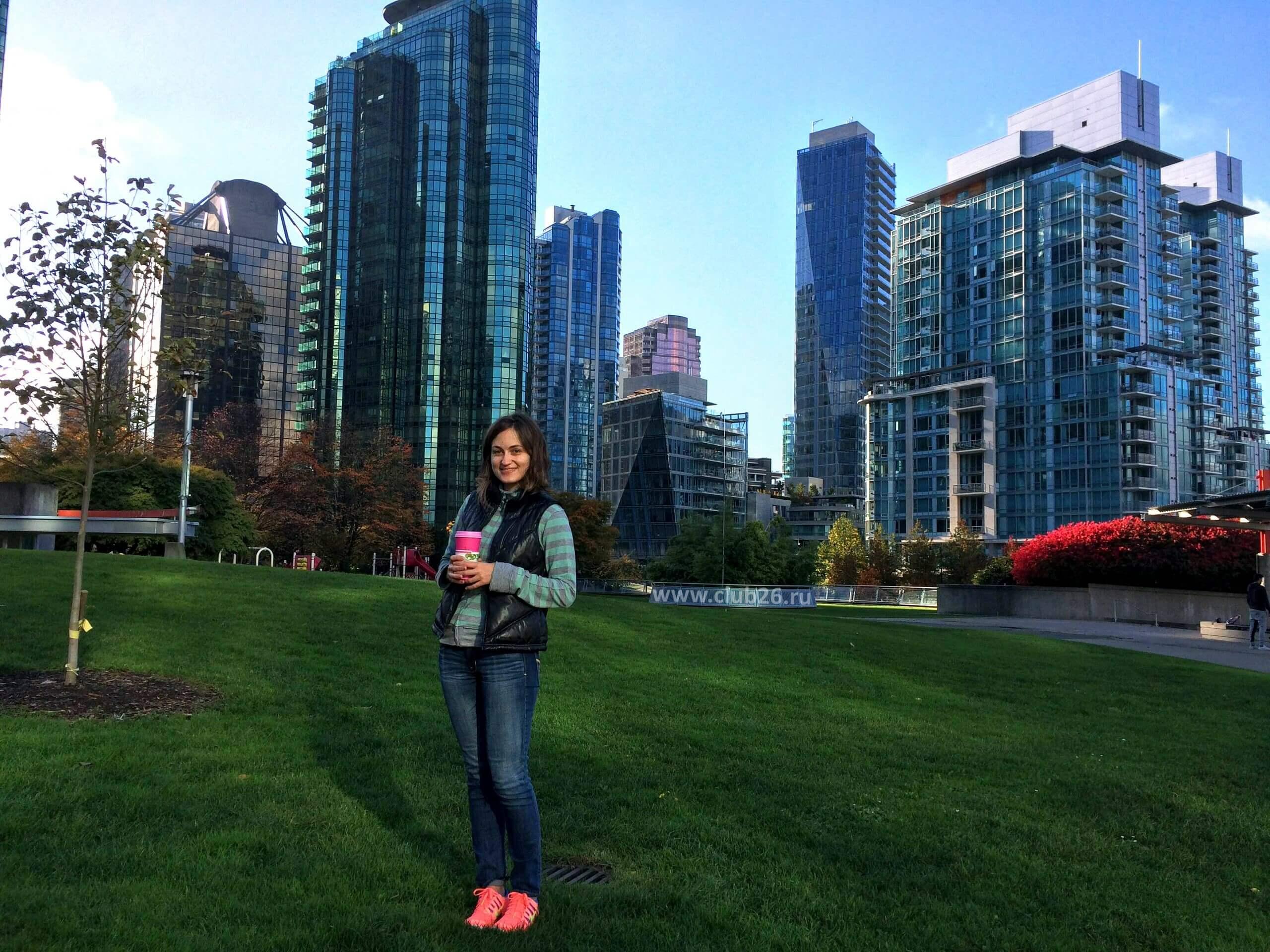 В Торонто