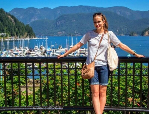 Фото-история переезда в Канаду